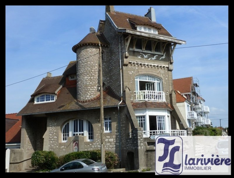 Vente maison / villa Wimereux 410000€ - Photo 1