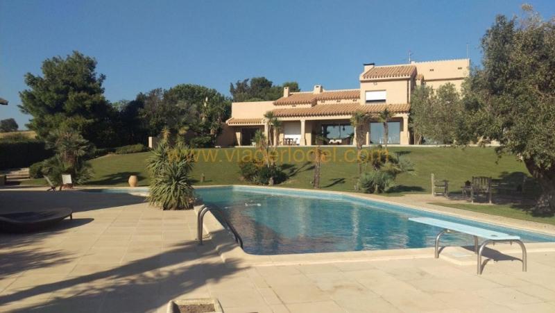 Lijfrente  huis Canet-en-roussillon 1560000€ - Foto 7