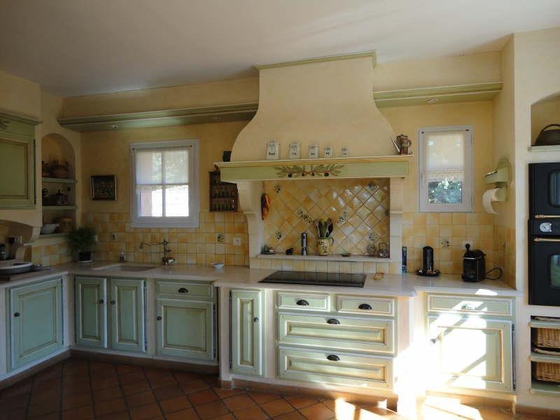 Deluxe sale house / villa Cornillon confoux 990000€ - Picture 5