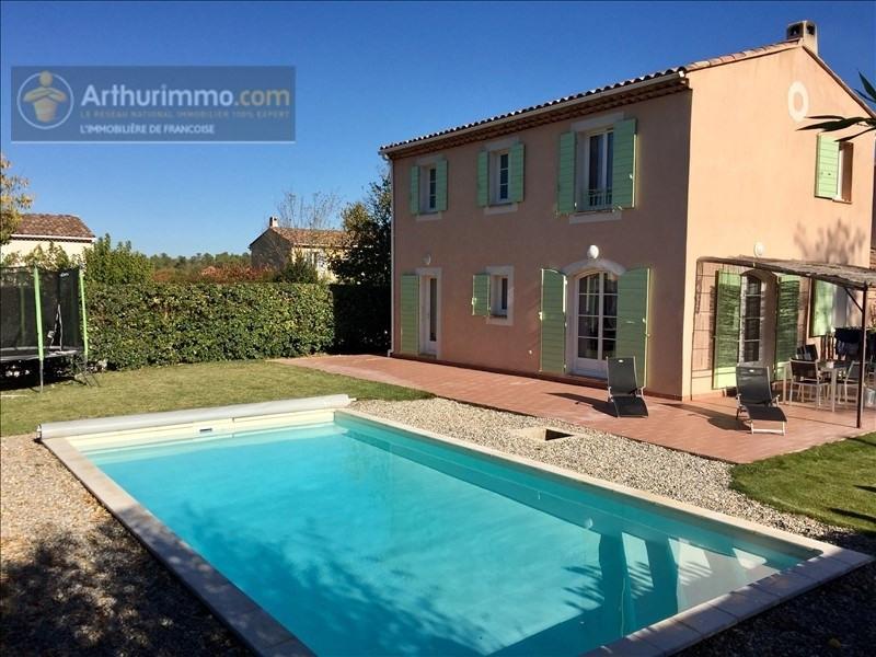 Sale house / villa Rougiers 385000€ - Picture 1