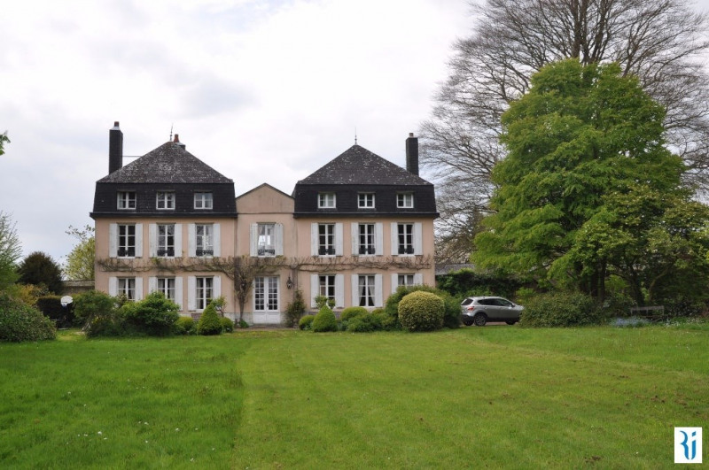 Deluxe sale house / villa Isneauville 675 000€ - Picture 1