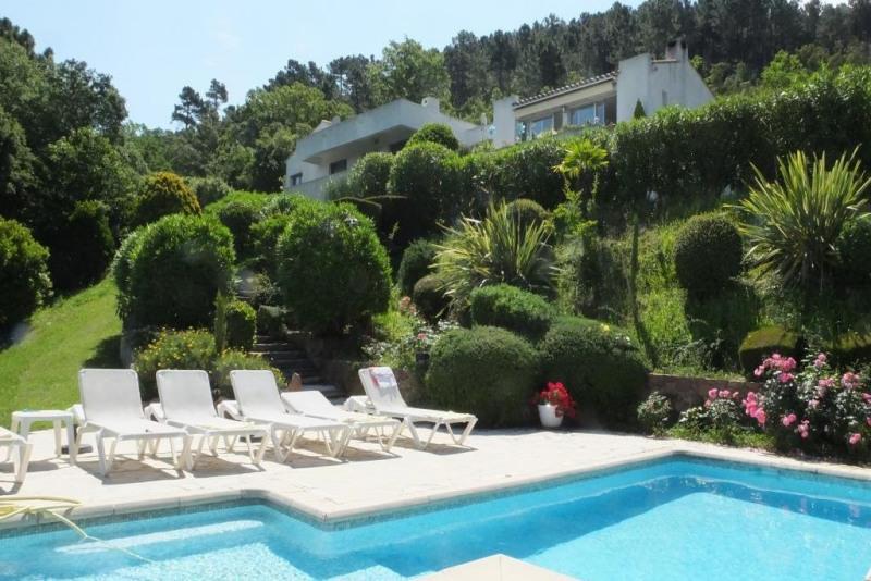 Vente de prestige maison / villa Les adrets-de-l'estérel 895000€ - Photo 1