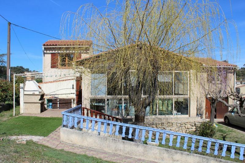 Sale house / villa Rognes 425000€ - Picture 1