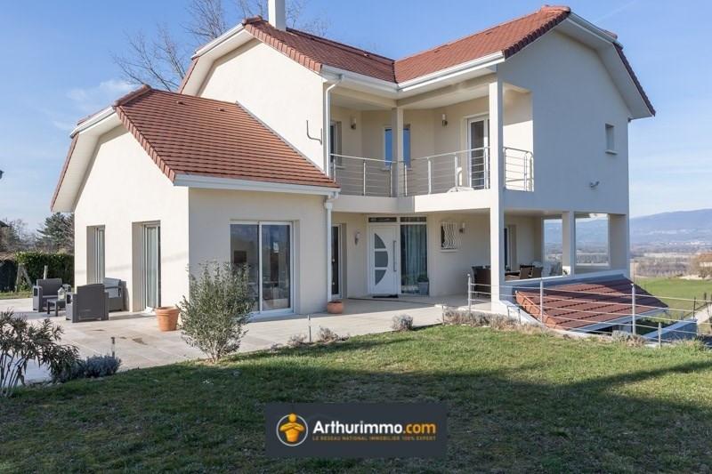 Vente maison / villa Dolomieu 385000€ - Photo 1