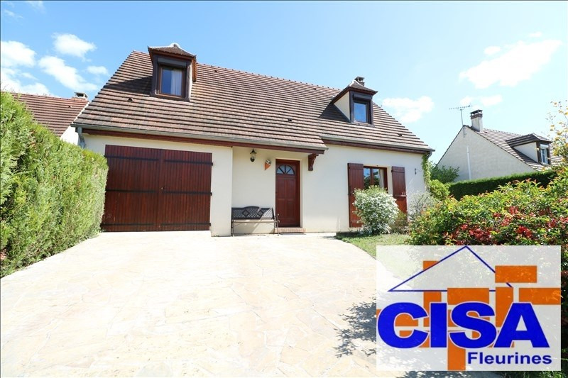 Sale house / villa Verneuil en halatte 259000€ - Picture 1