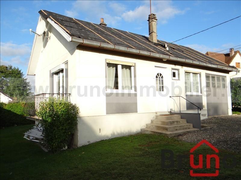 Vente maison / villa Vron 104700€ - Photo 1