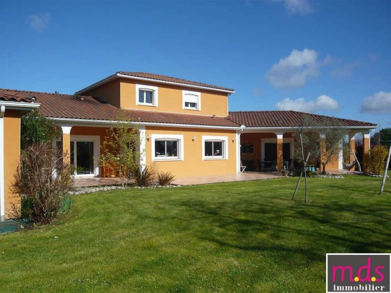 Deluxe sale house / villa Saint-jean secteur 649 000€ - Picture 12