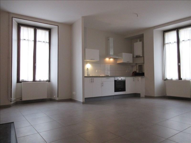 Rental house / villa La murette 600€ CC - Picture 1