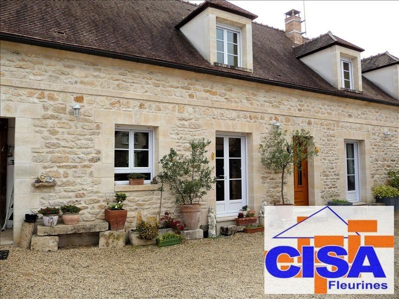 Vente de prestige maison / villa Chamant 840000€ - Photo 2