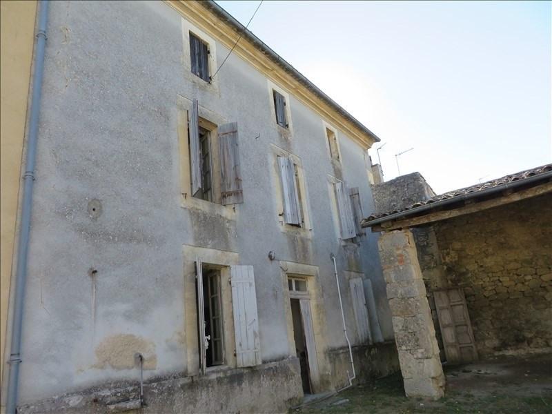 Sale house / villa Villefranche de lonchat 81000€ - Picture 2