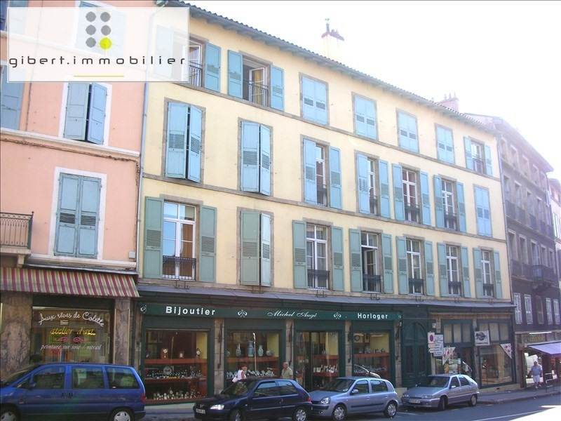 Location appartement Le puy en velay 298,79€ CC - Photo 1