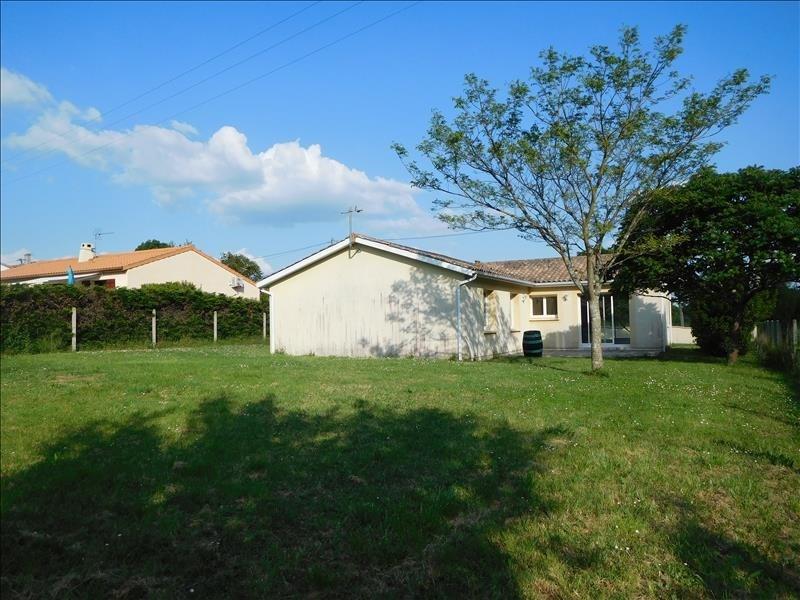 Rental house / villa St andre de cubzac 920€ CC - Picture 2