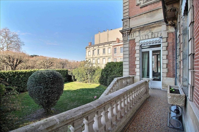 Verkauf von luxusobjekt wohnung Toulouse 1250000€ - Fotografie 2
