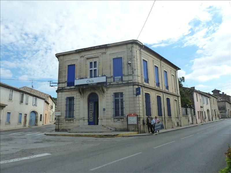 Vente immeuble Vauvert 298000€ - Photo 1