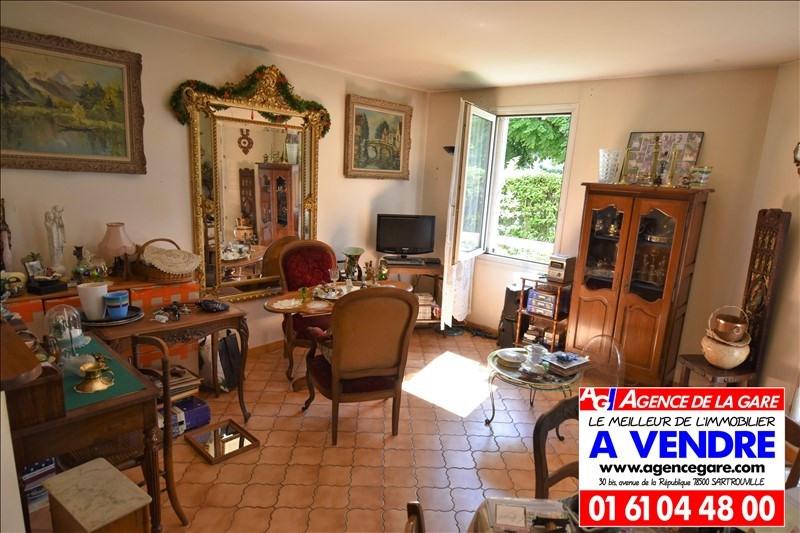 Vente appartement Sartrouville 212000€ - Photo 2
