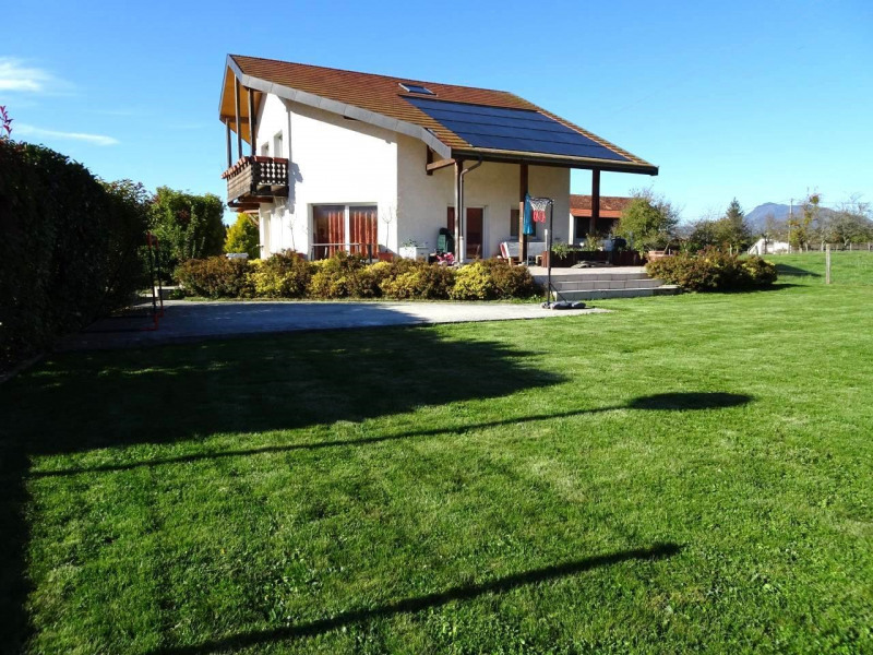 Deluxe sale house / villa Amancy 585 000€ - Picture 1