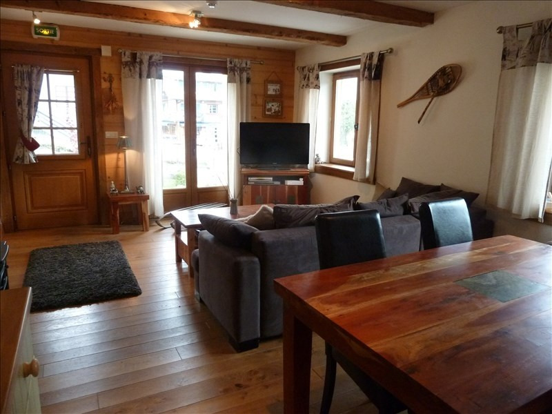Vente appartement Essert romand 345 000€ - Photo 1