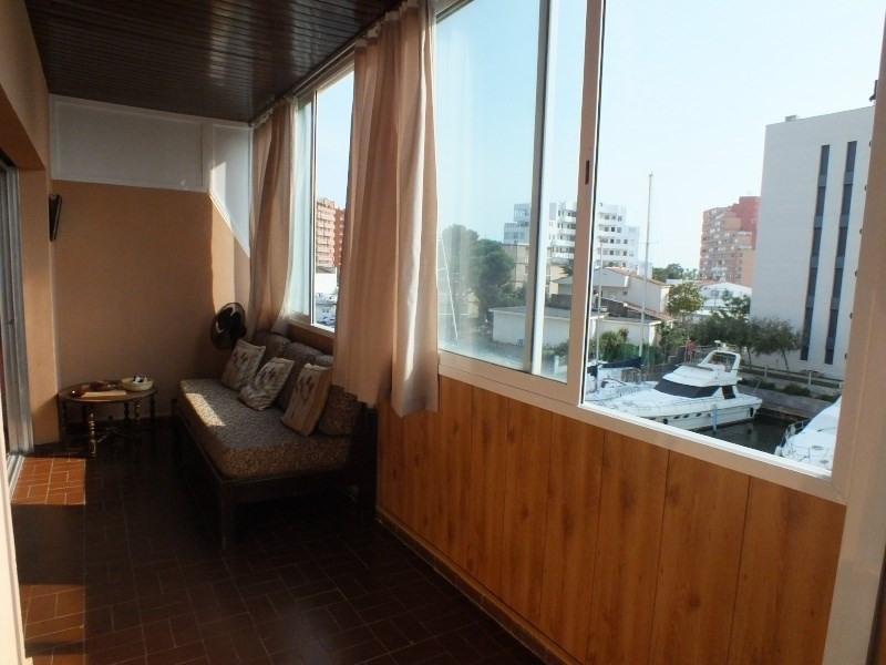 Location vacances appartement Roses, santa-margarita 384€ - Photo 5