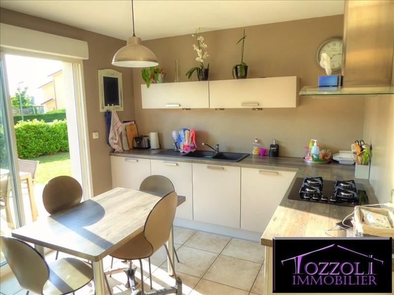 Sale house / villa Villefontaine 334000€ - Picture 5