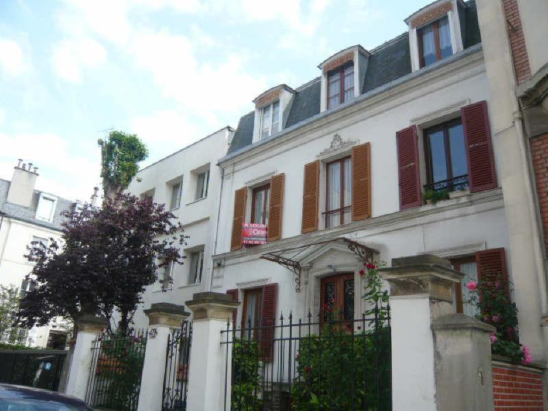 Location appartement Boulogne billancourt 826€ CC - Photo 1