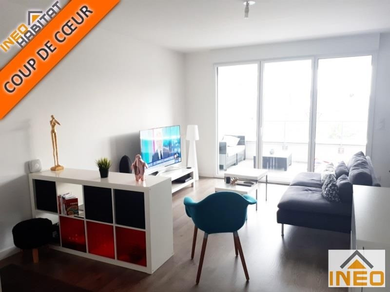 Location appartement Rennes 749€ CC - Photo 1