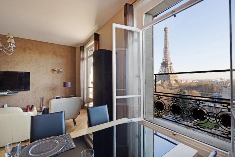 Revenda residencial de prestígio apartamento Paris 16ème 2350000€ - Fotografia 6