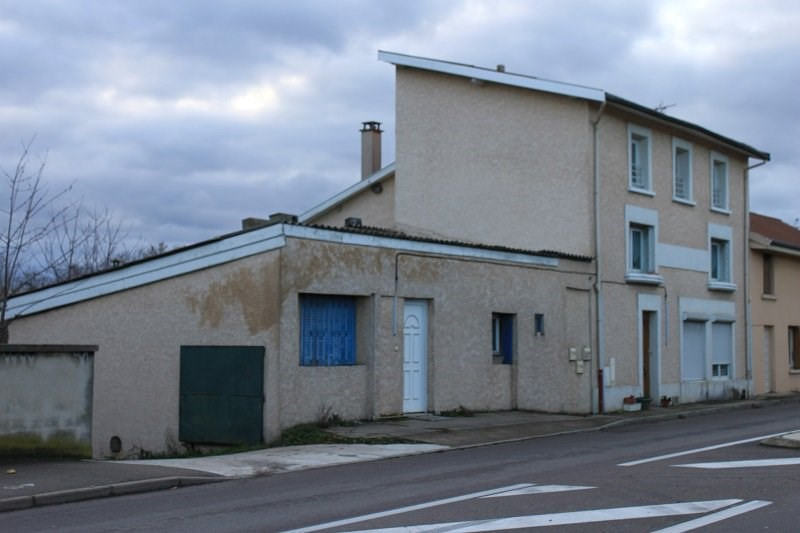 Sale building Reventin vaugris 395 000€ - Picture 1