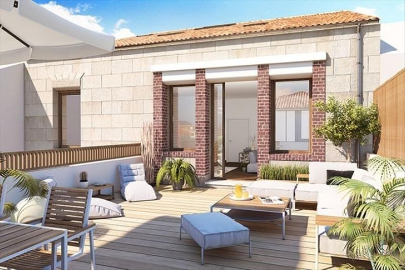 Produit d'investissement appartement Bordeaux 510000€ - Photo 1
