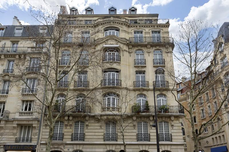 Revenda residencial de prestígio apartamento Paris 7ème 4680000€ - Fotografia 18