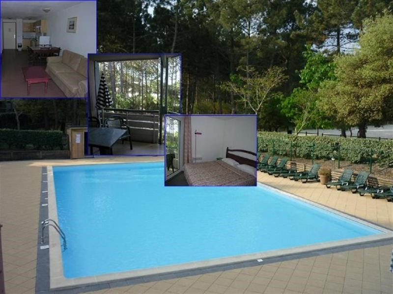 Alquiler vacaciones  apartamento Lacanau-ocean 285€ - Fotografía 4