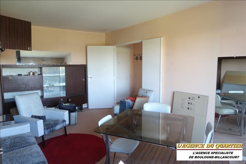 Venta  apartamento Boulogne billancourt 242000€ - Fotografía 3