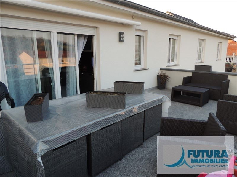 Vente maison / villa Behren les forbach 399000€ - Photo 3