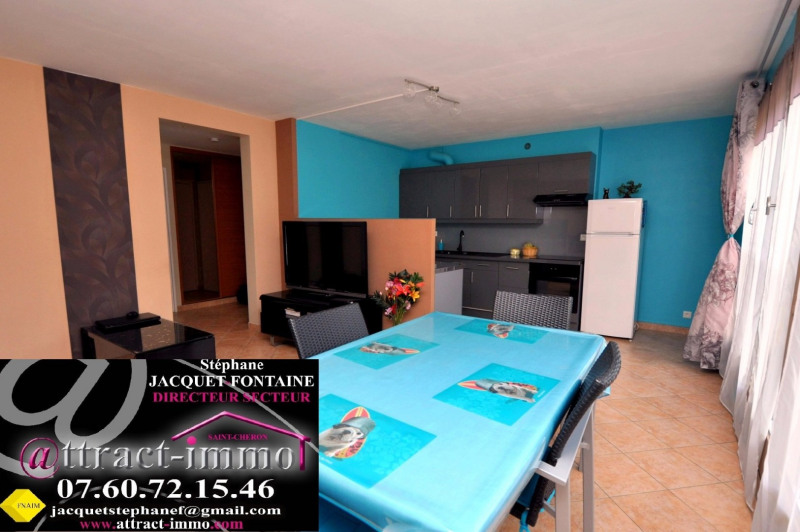 Vente appartement Bruyeres le chatel 150000€ - Photo 8