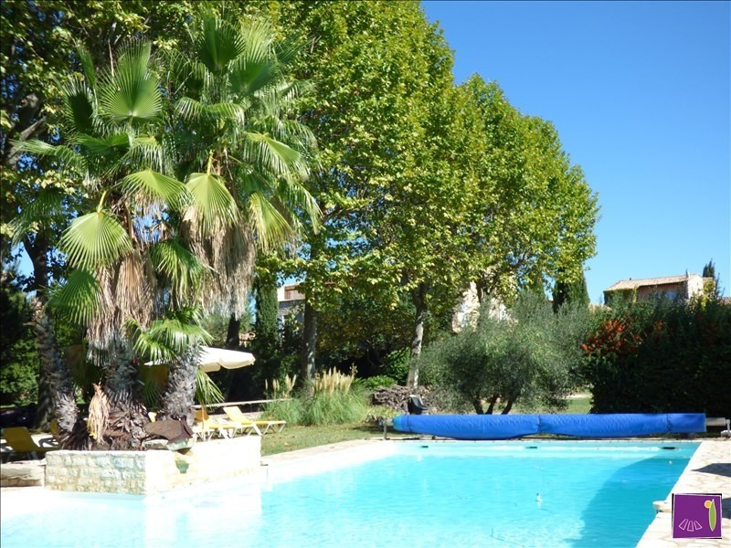 Vente de prestige maison / villa Uzes 1595000€ - Photo 3