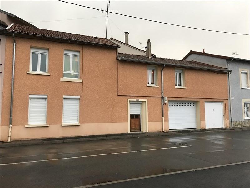 Sale house / villa Le coteau 130000€ - Picture 1