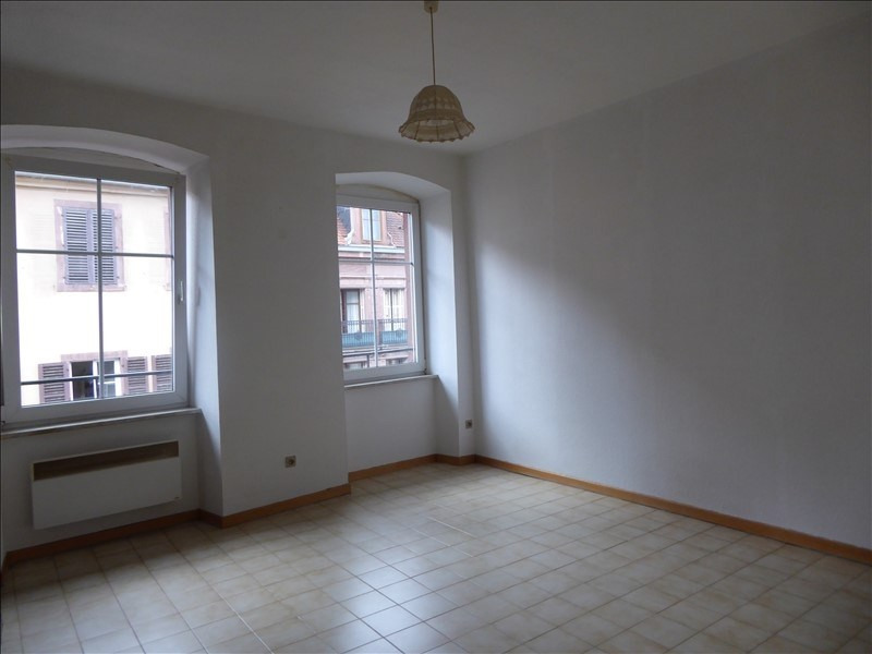 Rental apartment Saverne 465€ CC - Picture 1