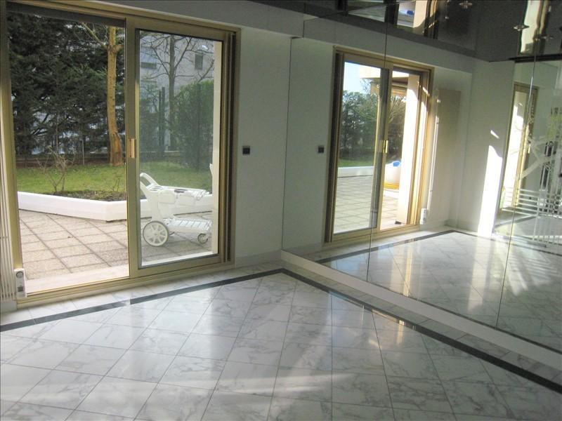 Vente de prestige appartement St cloud 1050000€ - Photo 2
