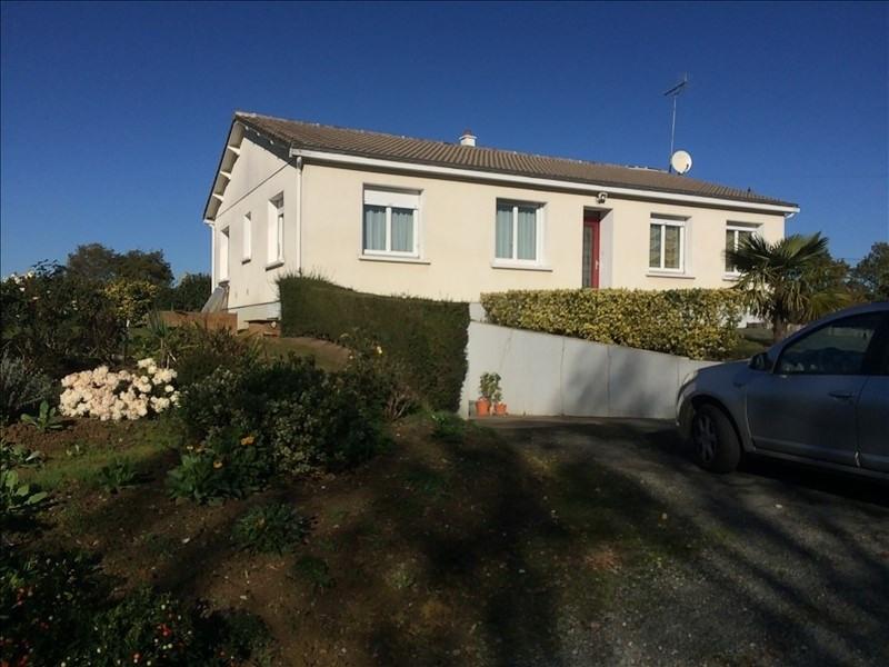 Sale house / villa Dompierre sur yon 161000€ - Picture 5