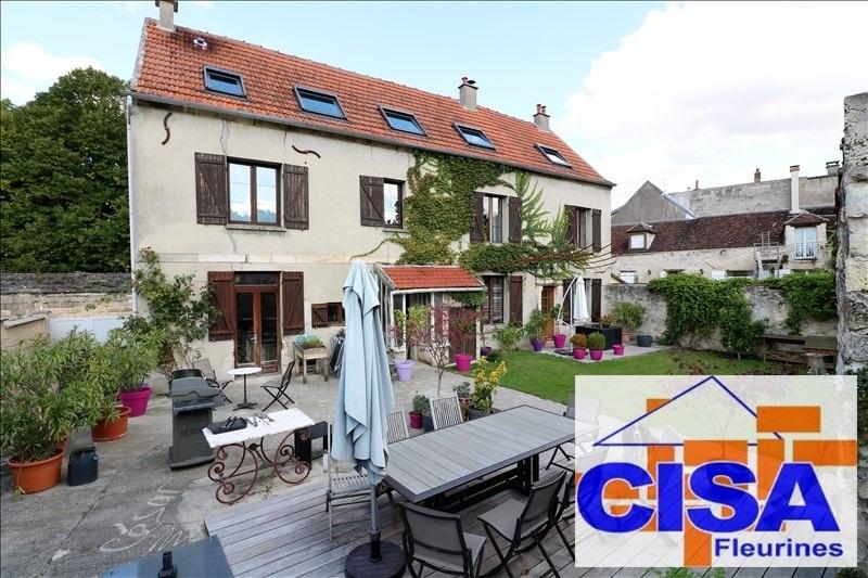Sale house / villa Senlis 365000€ - Picture 2