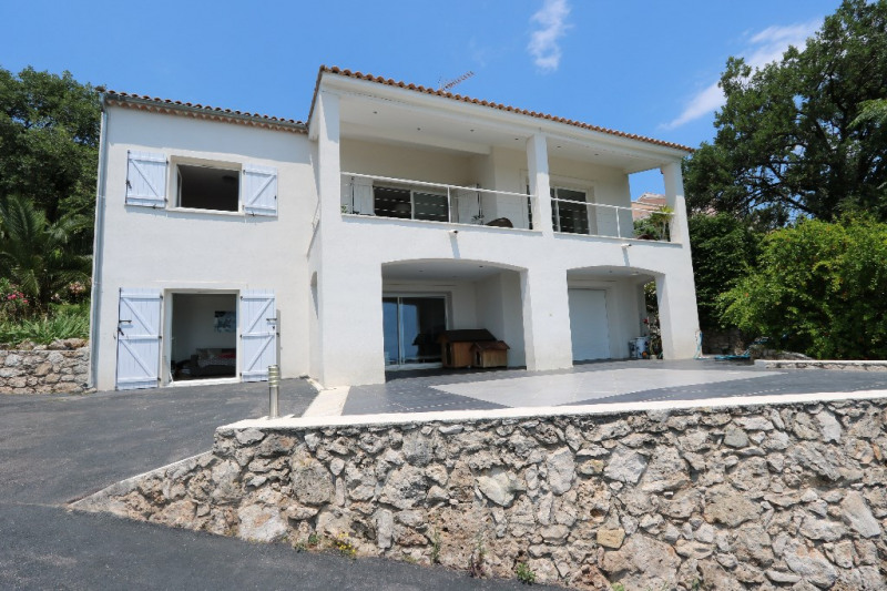 Deluxe sale house / villa Gattieres 830000€ - Picture 1