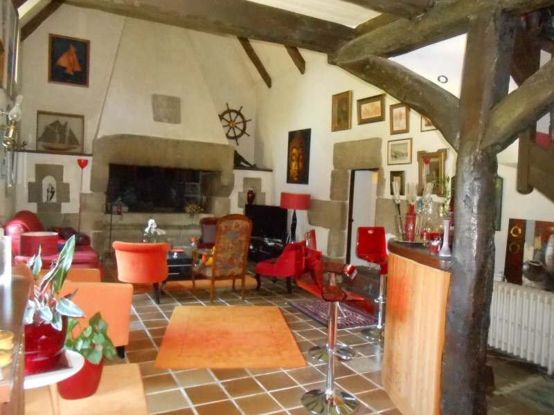 Sale house / villa Pluguffan 346620€ - Picture 2