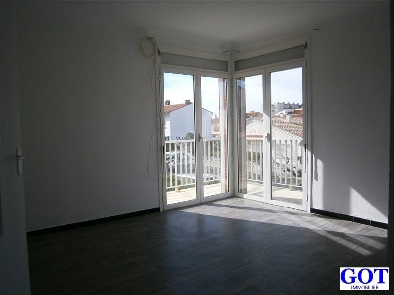 Rental apartment Le barcares 580€ CC - Picture 3