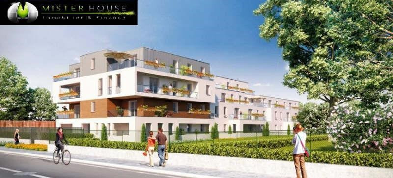 Sale apartment Toulouse 206 500€ - Picture 1