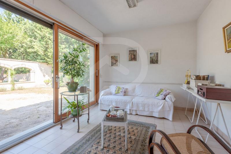 Vente de prestige maison / villa Entraigues sur la sorgue 745000€ - Photo 5