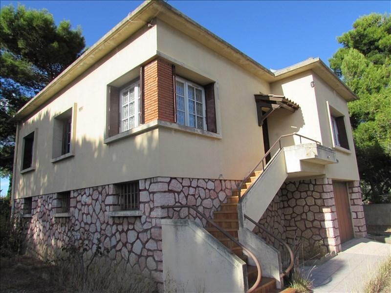 Sale house / villa Beziers 180000€ - Picture 1