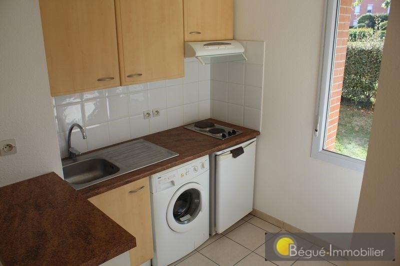 Vente appartement Fonsorbes 92800€ - Photo 3