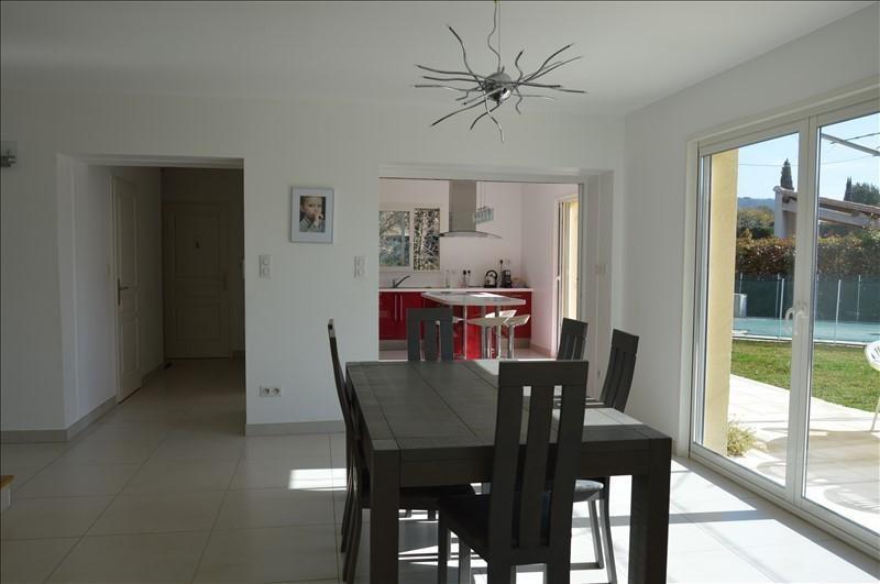Sale house / villa Pernes les fontaines 499000€ - Picture 4