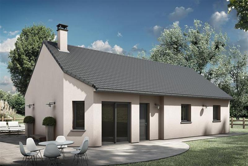 Maison  4 pièces + Terrain 550 m² Le Tréport (76470) par EXTRACO CREATION