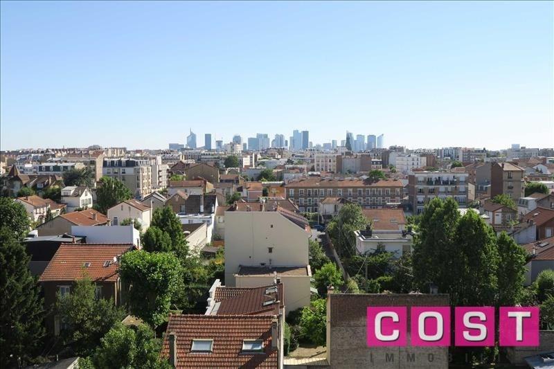 Vendita appartamento Bois colombes 469000€ - Fotografia 5