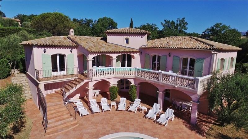 Vente de prestige maison / villa Saint cezaire sur siagne 750000€ - Photo 3